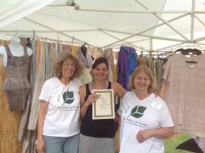 AF 15 green award